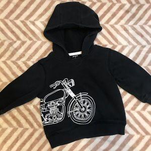 Carters motorcycle hoodie